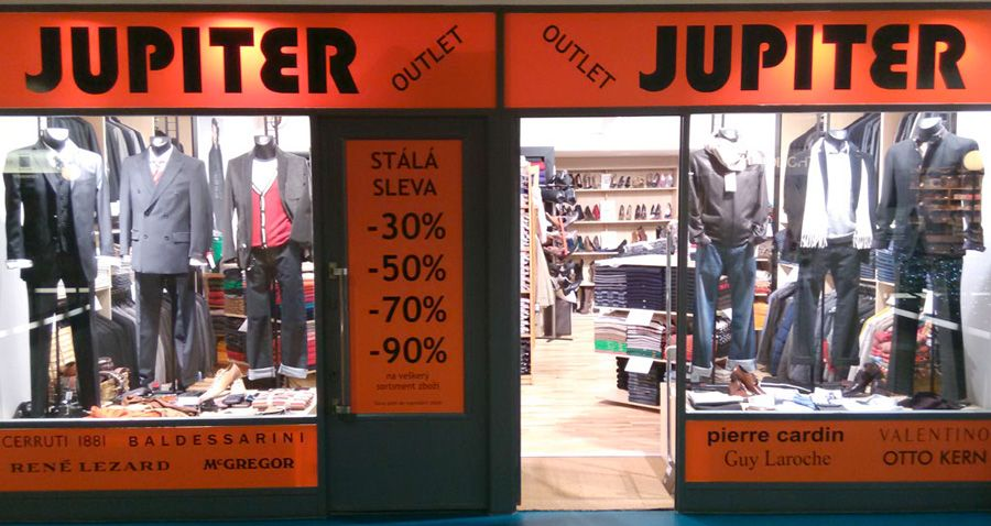 jupiter outlet